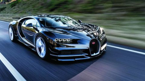 'Second-hand' Chiron up for sale