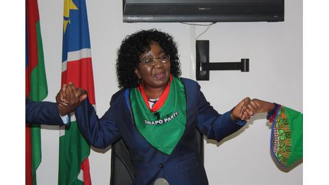 Swapo sets date for extraordinary congress