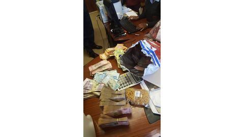 Security guard caught with N$500 000