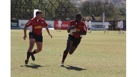Sky's the limit for Namibian rugby