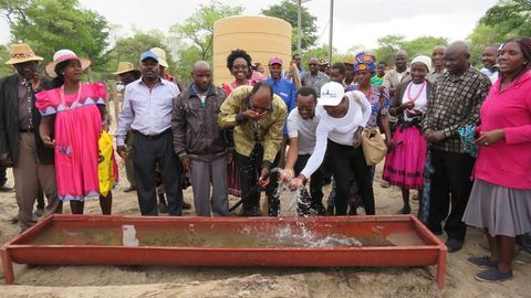 Relief for Ohangwena