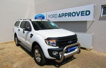 2015 Ford Ranger Wildtrak A/T 4X4