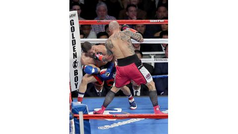 Cotto bows out of boxing