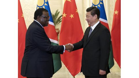 Geingob to undertake state visit to China
