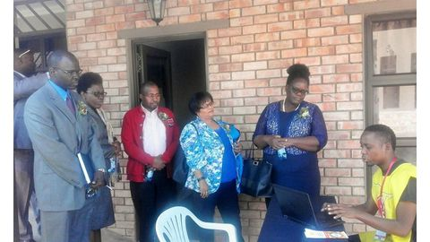 Survey to unmask TB in Namibia