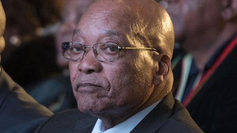 Minister calls for Zuma to resign