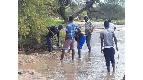 Omaruru drowning victim found near Okombahe