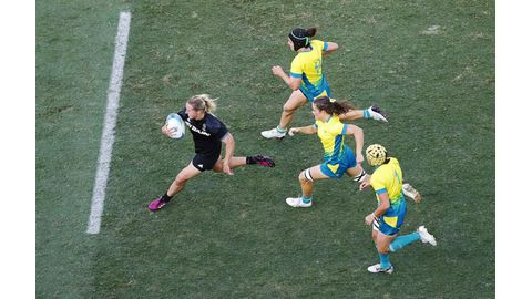 Brazier seals debut rugby gold for NZ