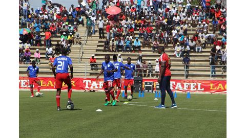 Brave Warriors move up FIFA rankings
