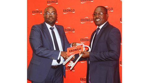New CEO for Erongo Red