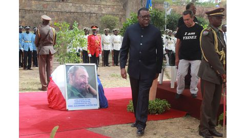 HONOURING NAMIBIA'S FIERCEST ALLY