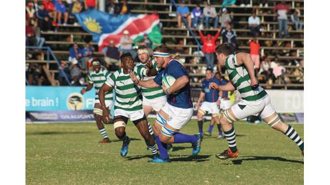 Namibia face tough test to reach World Cup