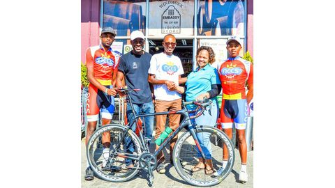 NCCS Pro Cycling needs funds for Telkom Challenge