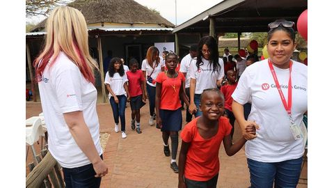 Xmas cheer for vulnerable kids