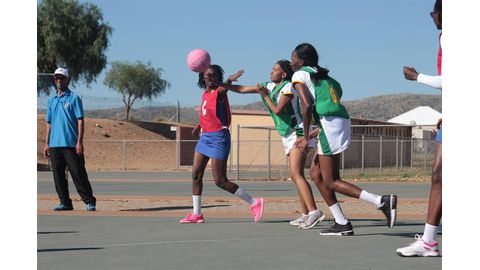 Netball Namibia to train umpires