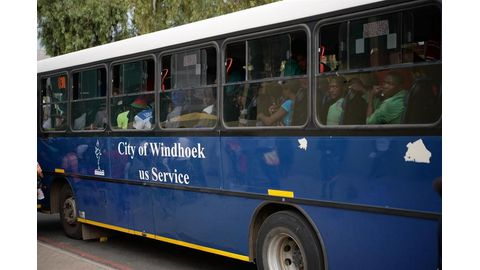 Woman sues for bus accident
