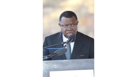 Geingob in London for Commonwealth business