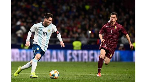 Moroccan fans to miss out on Messi