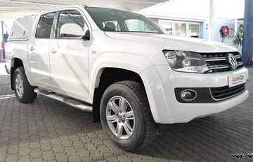 2015 VW AMAROK 2.0 BITDI H/LINE 132kW 4M A/T D/C P/U with RSI Canopy & new Tyres