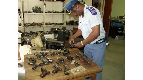 Gun law to be amended