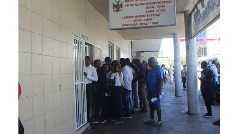 Foreign students in permit panic