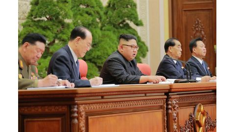 Missile test fears from N. Korea