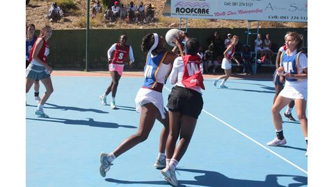 Netball teams ready for Newspaper Cup