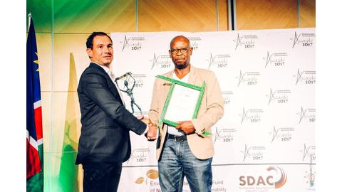 Rent-a-Drum wins big at sustainable awards
