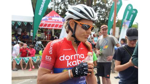Adrian snatches second in Cape Town