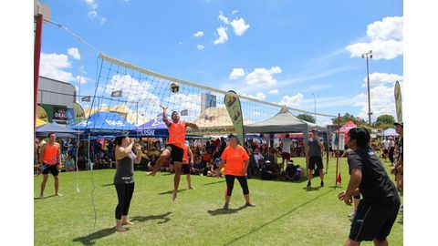 Volleyball for All to enthral
