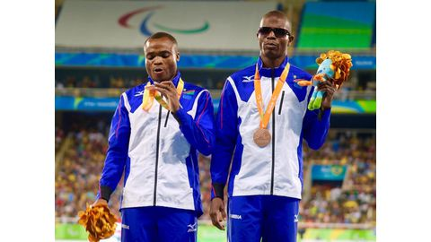 Paralympians need support