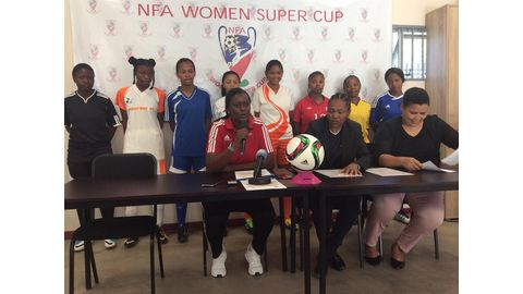Women's Super Cup launched