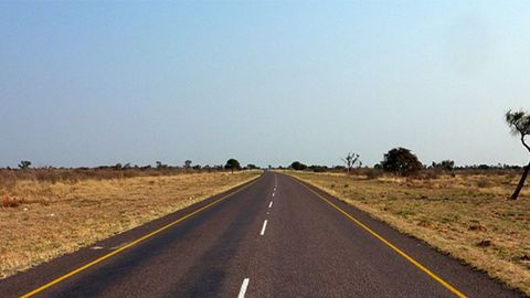 Road infrastructure gets priority