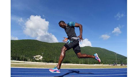 Jamaica perfects art of developing sprinters