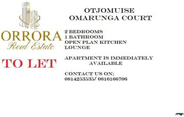 To Let - Omarunga Court, Otjomuise