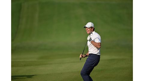 Father Time fuels McIlroy win