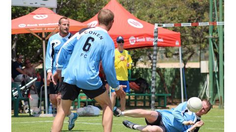 National Fistball League resumes
