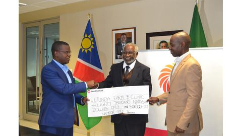 Education belongs to all - Nujoma