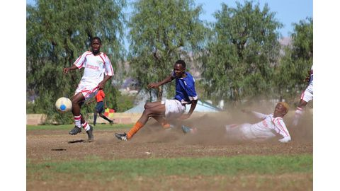 Kasu ready for Independence Cup