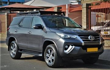 2016 Fortuner 2.8GD-6 4x4