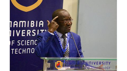 Sports industry can employ many: Uutoni