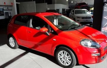 2016 Fiat Punto 1.4 Easy petrol manual