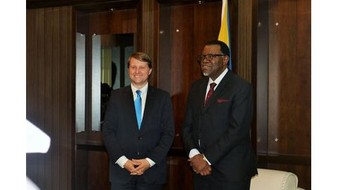 United States businessman to invest in Namibia