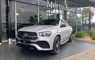 2020 Mercedes-Benz GLE400d Coupe Demo