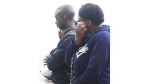 13 fraud suspects behind bars