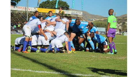 Namibia returns to Currie Cup