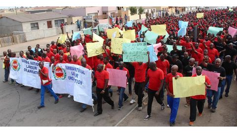 Workers' rights still at risk