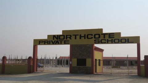 Private school building halted