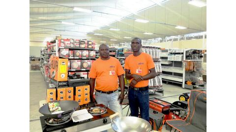 Katima welcomes new Woermann centre