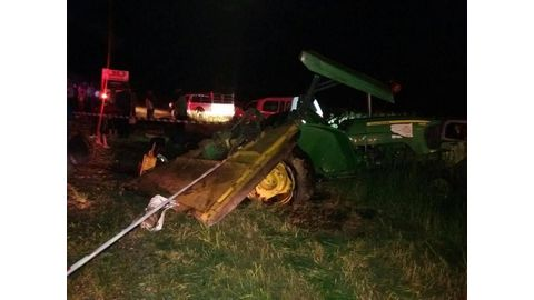Accident on Reho-Whk road claims five